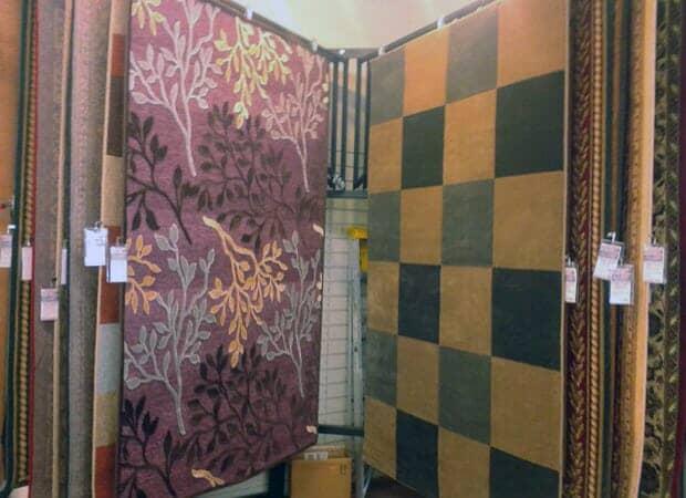 Flooring showroom in Billings, MT