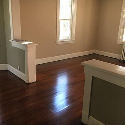 Floor restoration in Glen Burnie, MD (After)