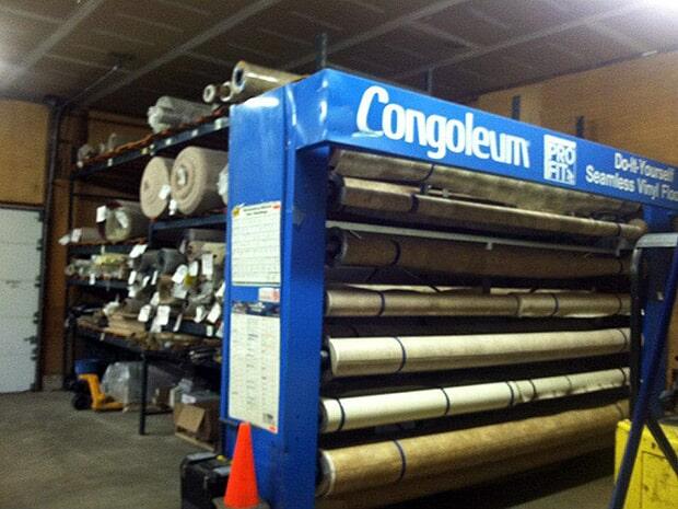 Floor store in Danbury, CT from Valley Floor Covering