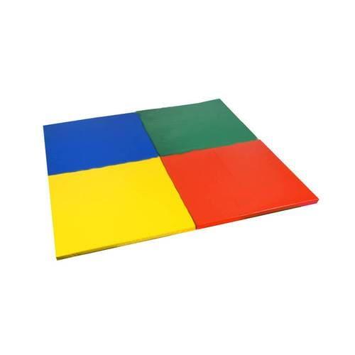 Tapetão escolar Colchonete / Tapete quadrado colorido diversas cores fácil manuseio e higienização