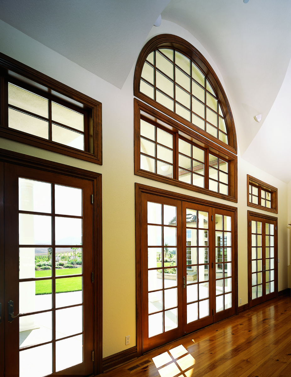 Glass doors & windows