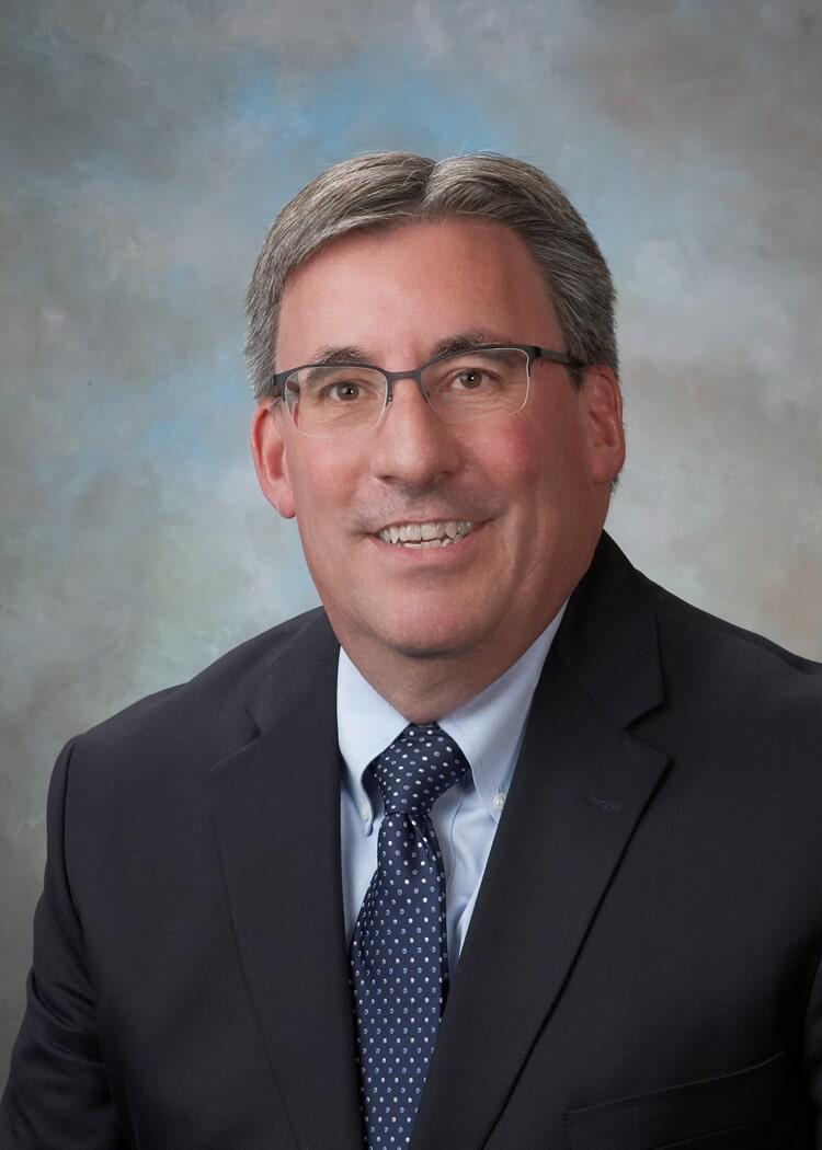 Mike Hayes, VP, The Foy Agency, Inc, Deer River, New York