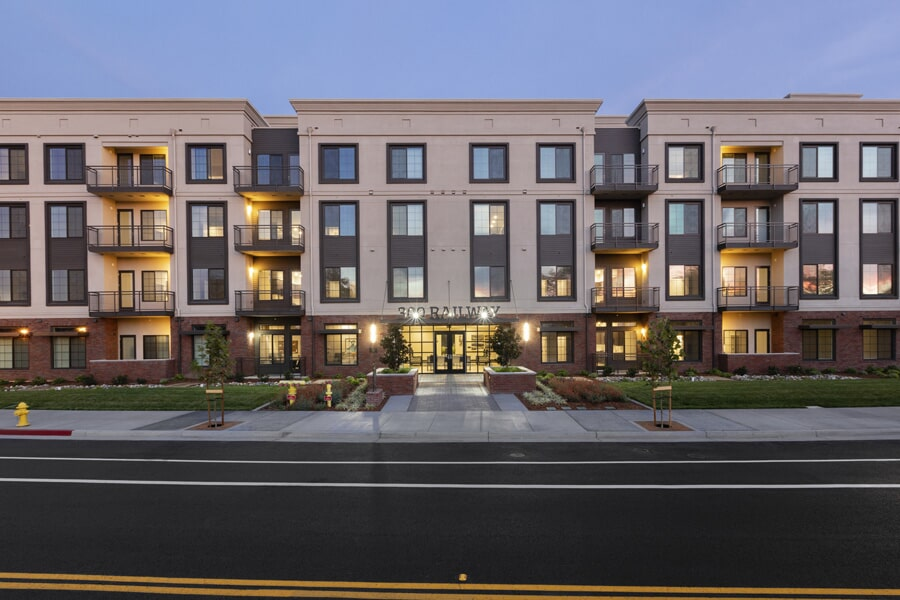 Commercial apartment flooring near Campbell, CA by The Carpet Center