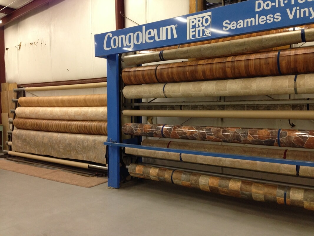 Vinyl flooring store near Camden, SC - Carpet Outlet