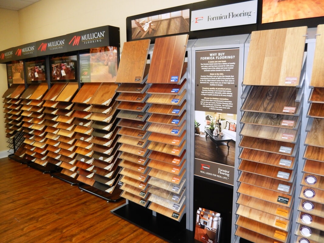 Laminate flooring store near Camden, SC - Carpet Outlet