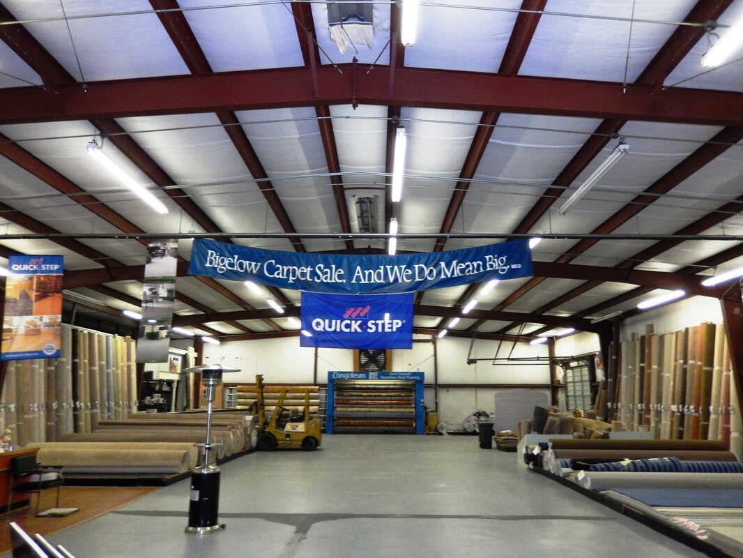 Flooring warehouse near Columbia, SC - Carpet Outlet
