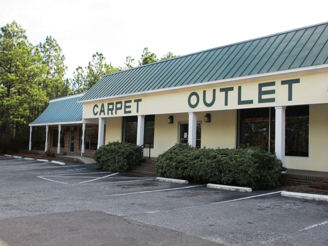 Flooring store in Lugoff, SC - Carpet Outlet
