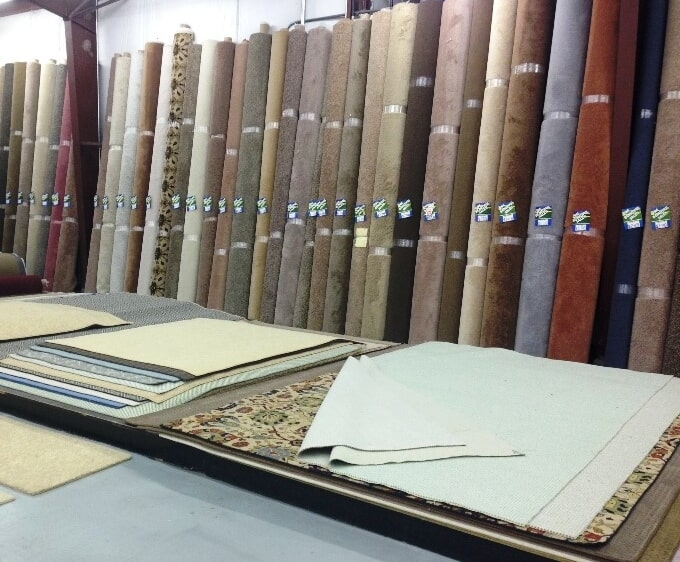 Ready to install carpet store in Lugoff, SC - Carpet Outlet