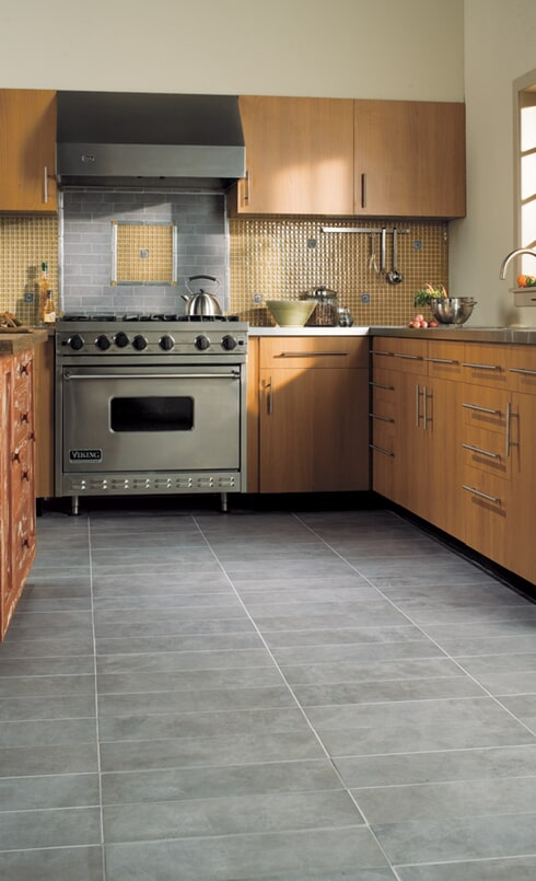 Versatility of tile in your home