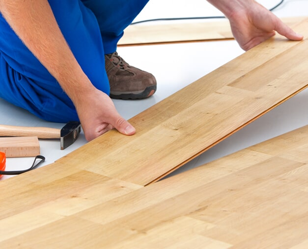 Omaha, NE Laminate flooring installation