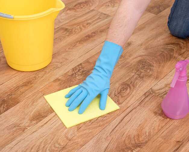 Laminate care and maintenance