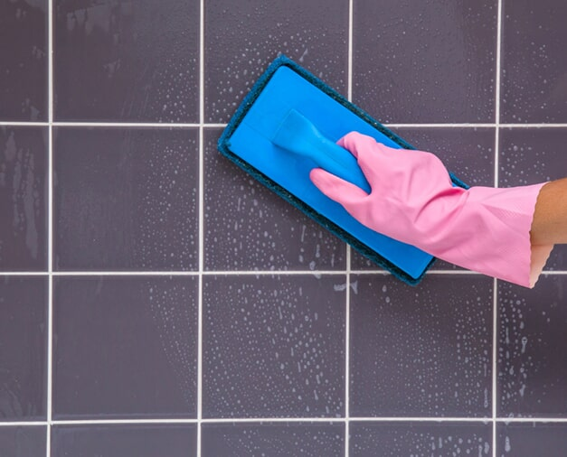Tile floors care and maintenance