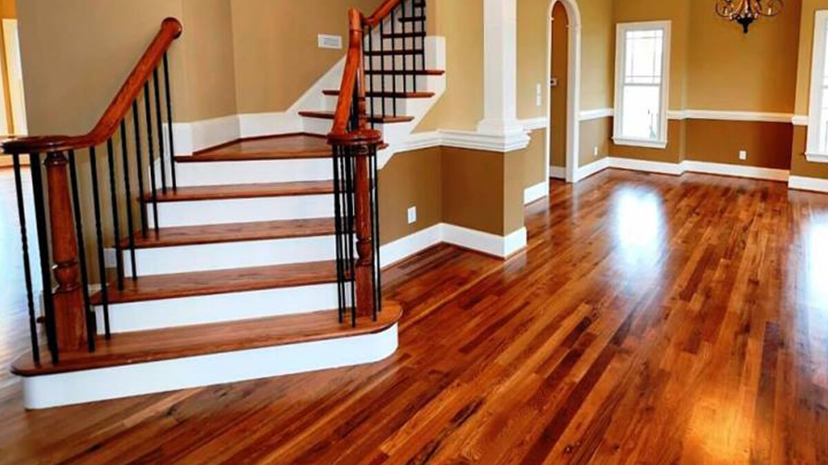 Contemporary wood flooring in Palm City, FL from Floor Specialists of Martin County