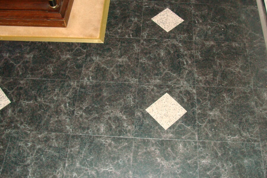Natural look tile installation in Middletown, NJ from Carpets with a Twist