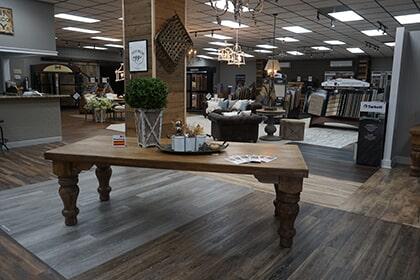 Flooring store in Woodstock, GA - Cherokee Floor Covering