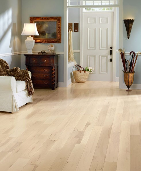 Caring for your hardwood flooring in  from Bixby Plaza Carpets & Flooring