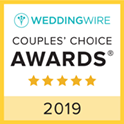 2019 Couple's Choice Award - High Energy Mobile DJs, Madison, WI