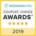 2019 Couple's Choice Award - High Energy Mobile DJs, Madison, WI