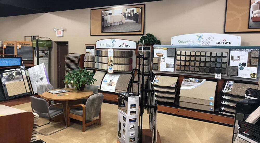Carpet store in Fairmont, MN - Doolittle's Carpets & Paints