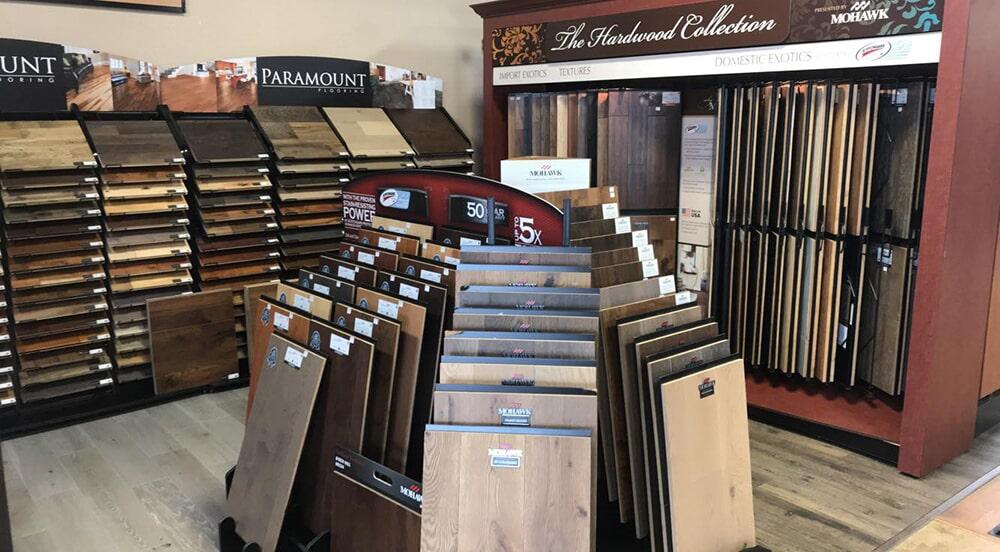 Hardwood flooring store near Sherburn, MN - Doolittle's Carpets & Paints