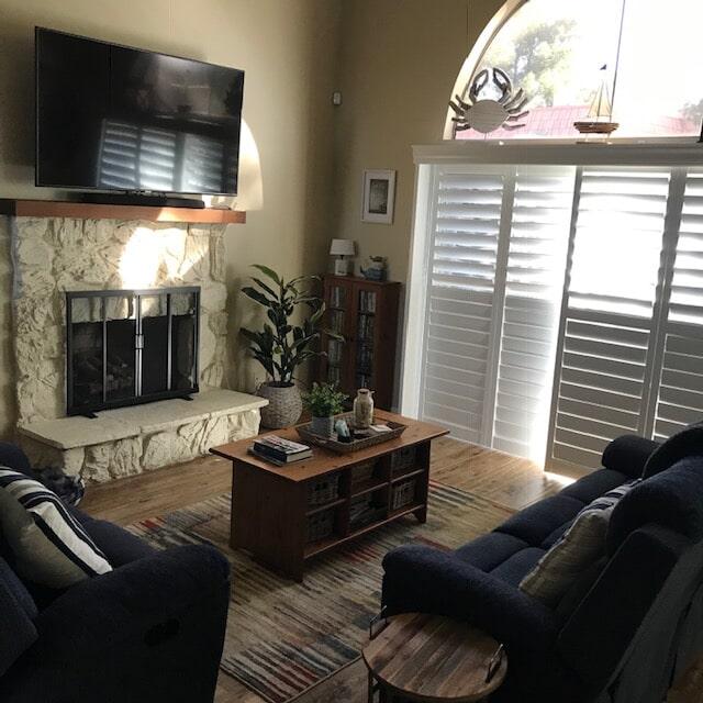 Hardwood Flooring installation and area rugs