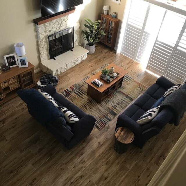 Livingroom remodel and flooring installation