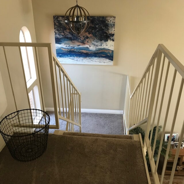 Stair runners and carpet installation