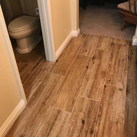 Bathroom floors & Hardwood installations