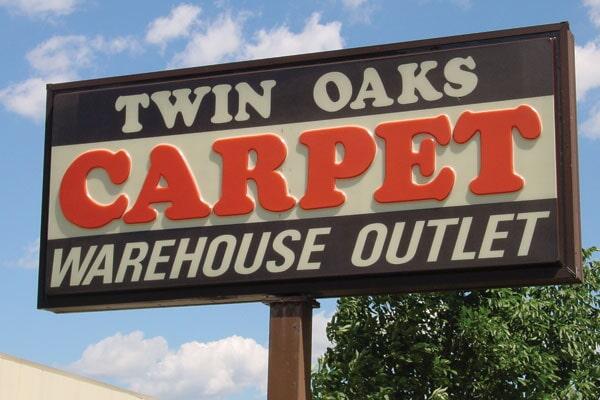 Visit Twin Oaks Carpet Ctr LTD in Romeoville, IL