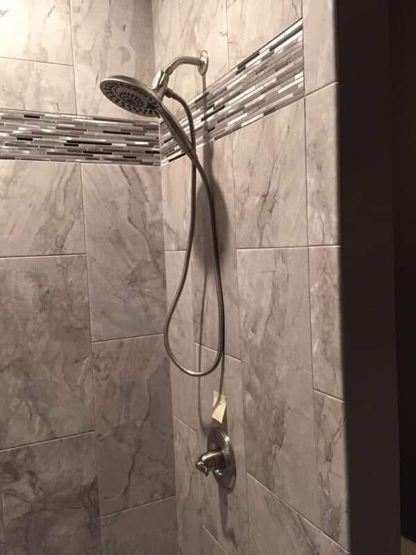 Shower Tile Renovations Wilson NC