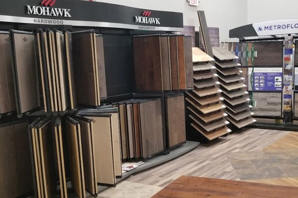 Mohawk Hardwood from Cape Fear Flooring and Restoration for your Lumberton, NC floors
