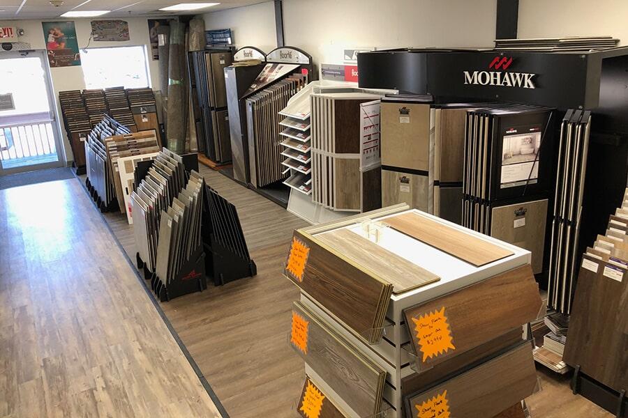 Tile floor store near Abington PA - Easton Flooring
