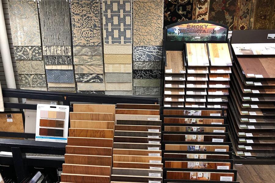 Luxury vinyl floor store near Horsham PA - Easton Flooring