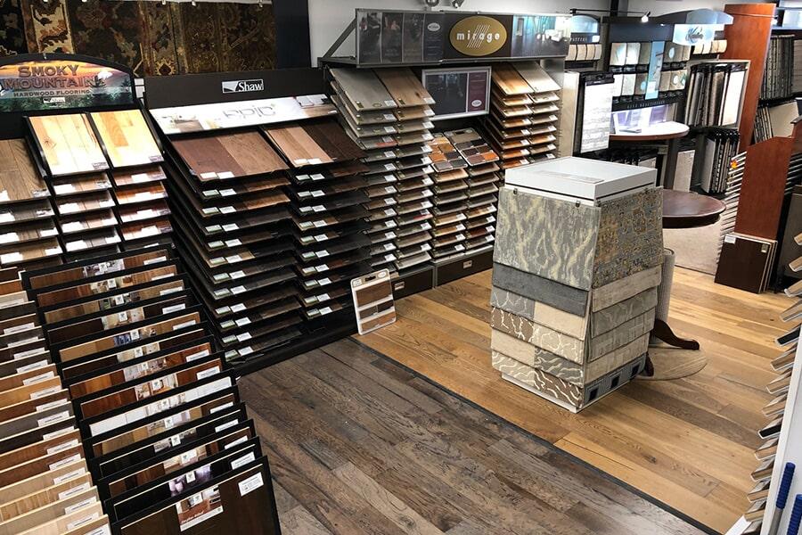 Laminate floor store near Willow Grove PA - Easton Flooring
