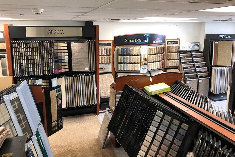 Hardwood floor store near Roslyn Abington PA - Easton Flooring