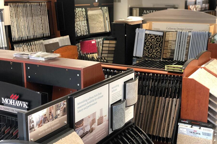 Laminate floor store near Roslyn Abington PA - Easton Flooring