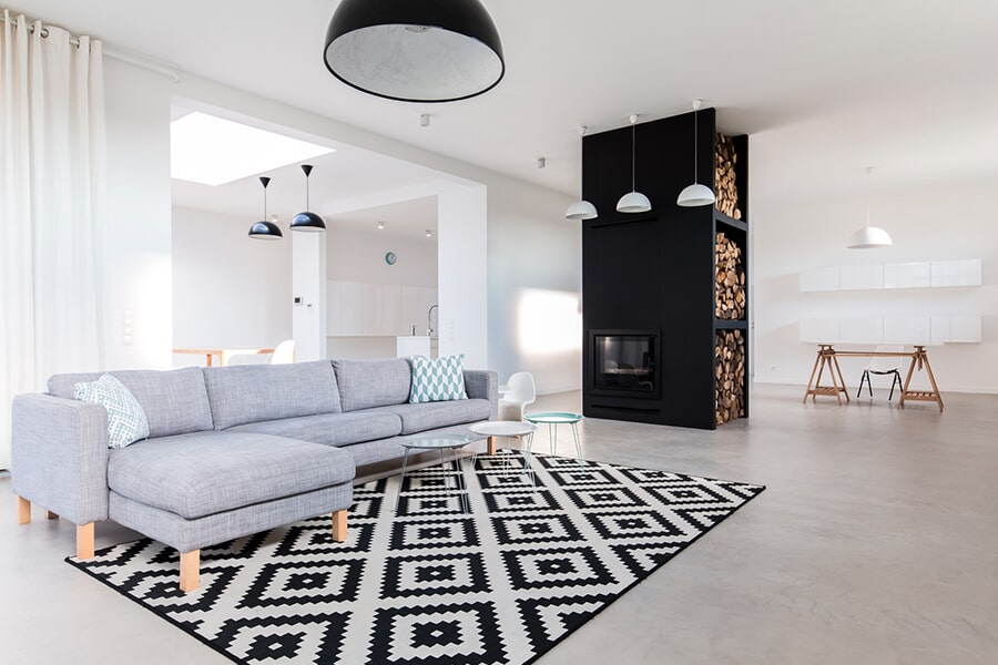 Modern oriental rugs in Stonewall, MB from National Interiors