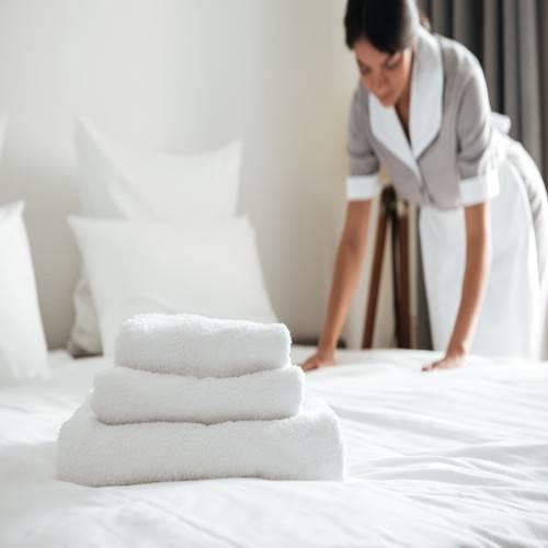 Casa de Repouso Bela Vida - Serviços de Hotelaria