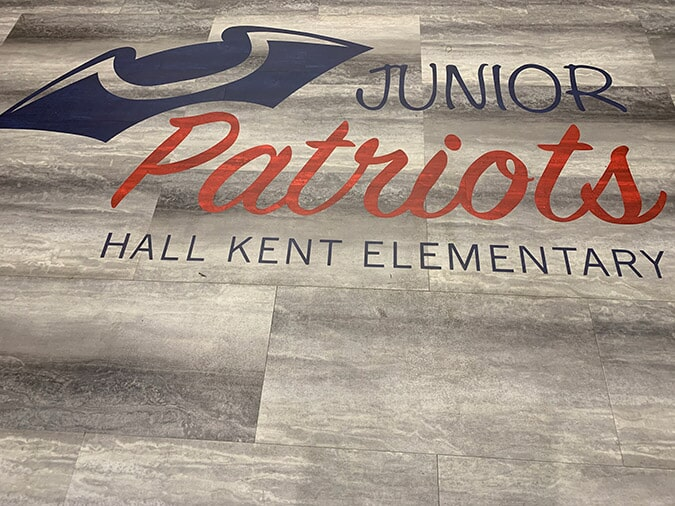 Hall-Kent Elementary School, Homewood, AL