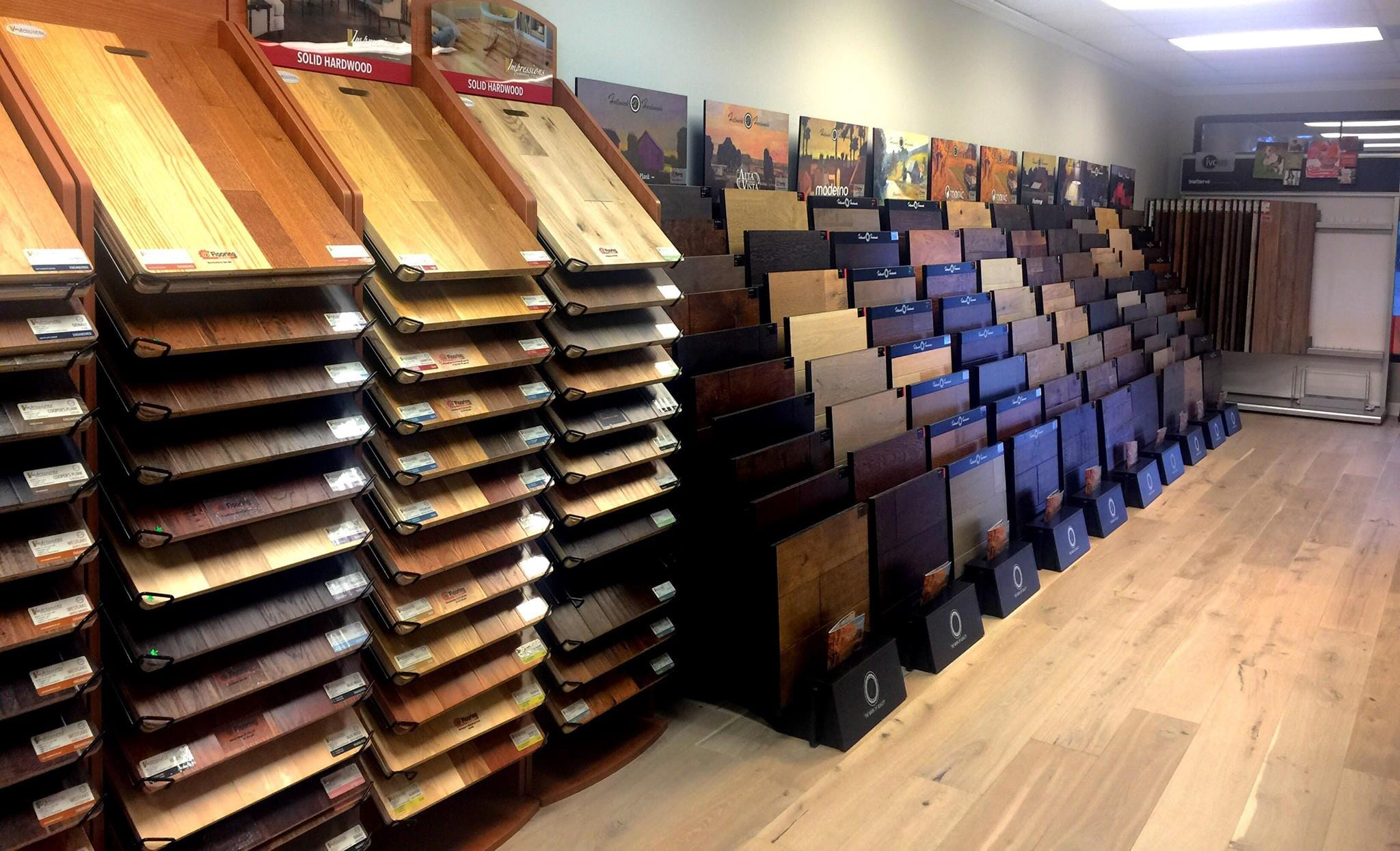 Hardwood flooring for your Goose Creek, SC home from Flooring Factory