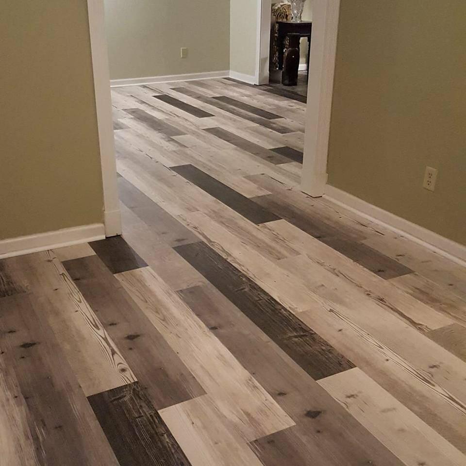 Modern multi tone hardwood in Goose Creek, SC from Flooring Factory