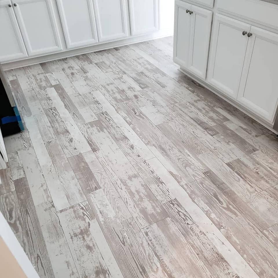 Grey wood flooring in Charleston, SC from Flooring Factory