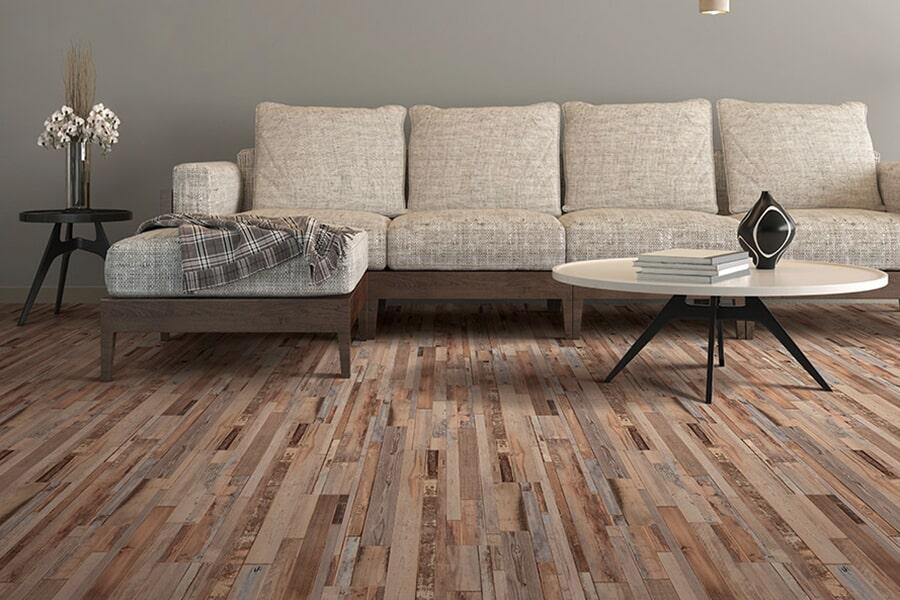 Wood look waterproof flooring in Hobe Sound, FL from Barefoot Tile & Stone