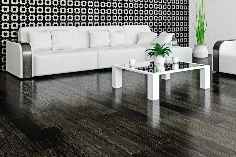 Waterproof floor installation in Jupiter, FL from Barefoot Tile & Stone