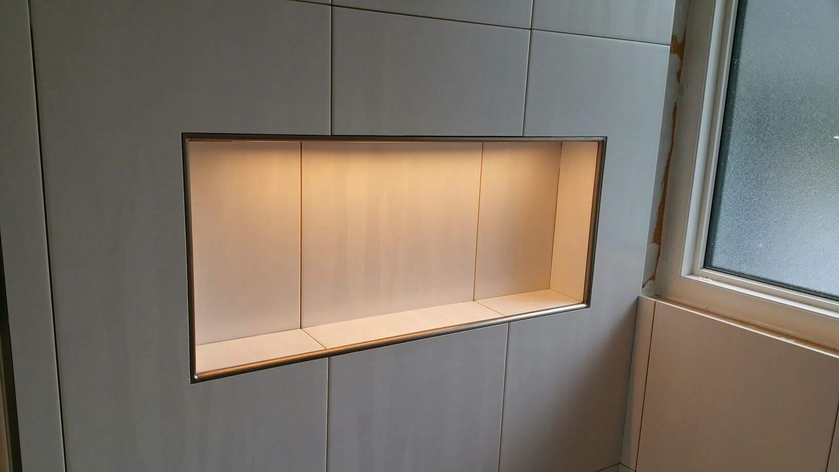 Shower & bathroom remodeling services Tampa FL from Relo Interior Design