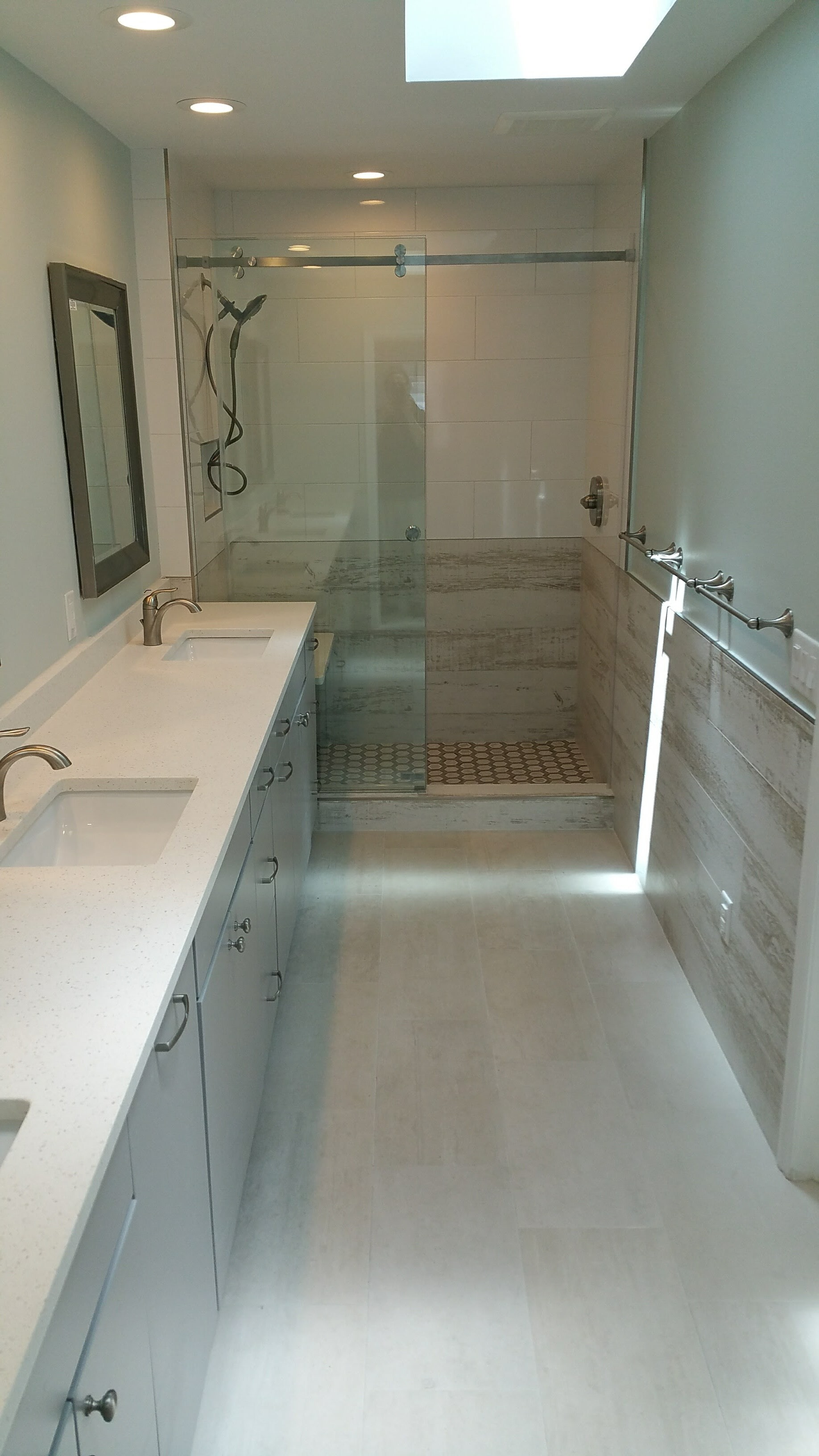 Bathroom remodeling in Tampa FL from Relo Interior Services