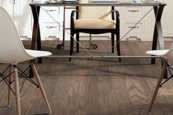The perfect hardwood for your Lumberton, NC home office from Cape Fear Flooring and Restoration