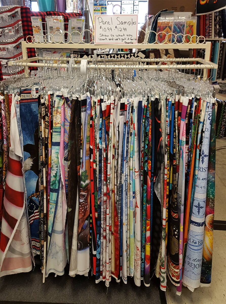 Fabric Panels,Sewing Etc., Yorkville, IL