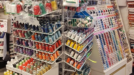 Embroidery Thread, Sewing Etc., Yorkville, IL