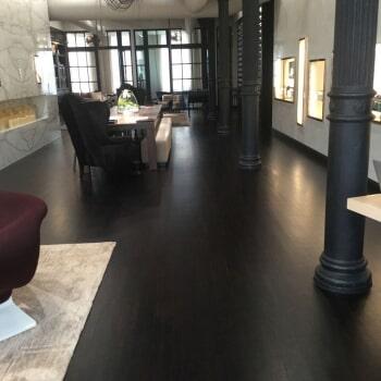 Dark floors from Sota Floors in New York, NY